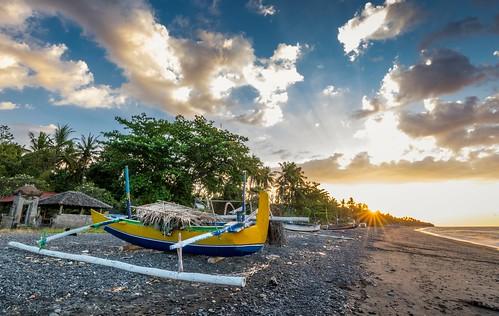 Plage de Kubutambahan - Bali