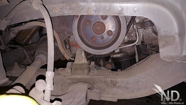 Volvo S80 2.4T Engine Mounts