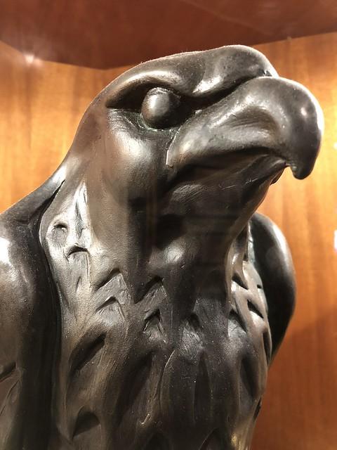 Yes, that Maltese Falcon!