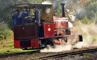 Leighton Buzzard Railway - September 2018 Gala
