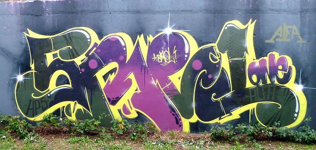 Street Art Graffiti Antwerp