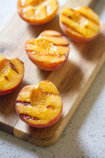 Grilled Peaches | by Isabelle @ Crumb