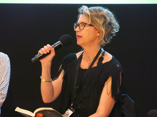 Kirsten McDougall at The Body Issue: WORD Christchurch Festival 2018