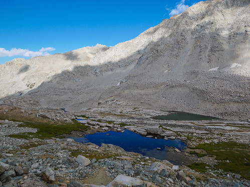 Tarns below Junction Pass | by snackronym