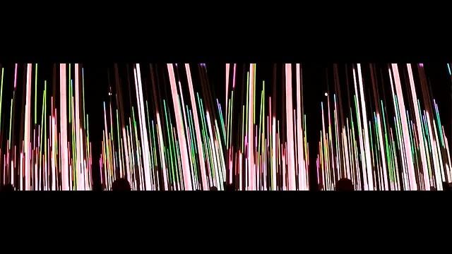 Burning Man 2018- Hexatron 3D Cross-View