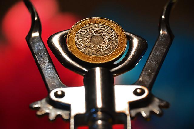 Macro Cogwheel