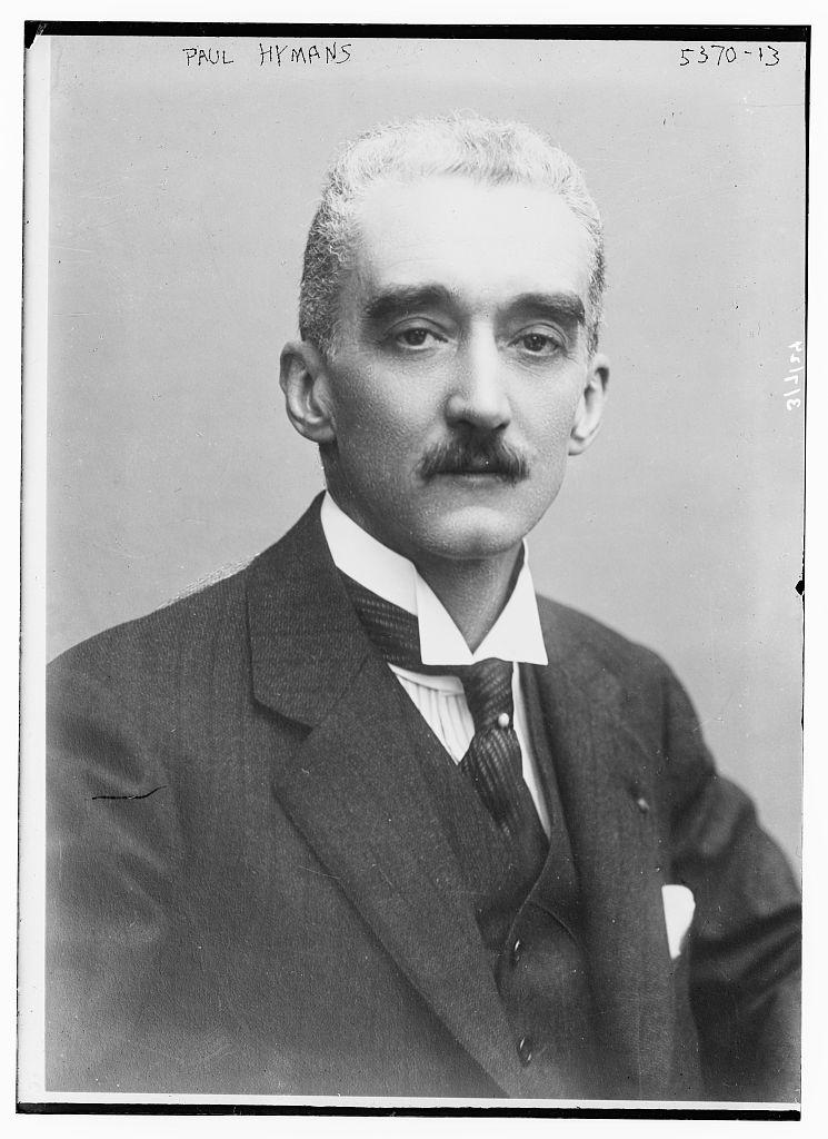Paul Hymans (LOC)