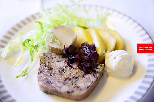 terrine di foie gras mi cuit special feature business. Black Bedroom Furniture Sets. Home Design Ideas