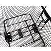 169-007-1 單車用鐵網寵物籃菜籃(螺絲包2)403323cm黑(不含提籃架及ㄇ型架)