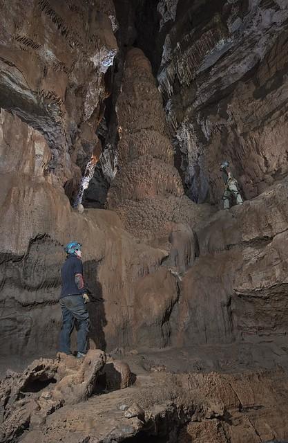 AZ cave