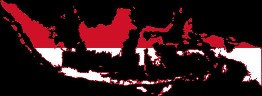 Gambar Peta Indonesia Merah Putih A Photo On Flickriver