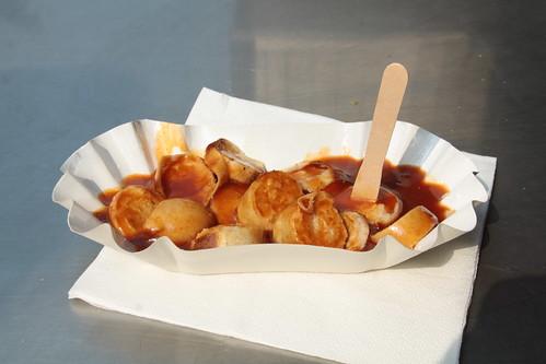 Currywurst aus Kleve...