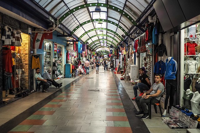 Marmaris, Turkey, bazaar shopping.