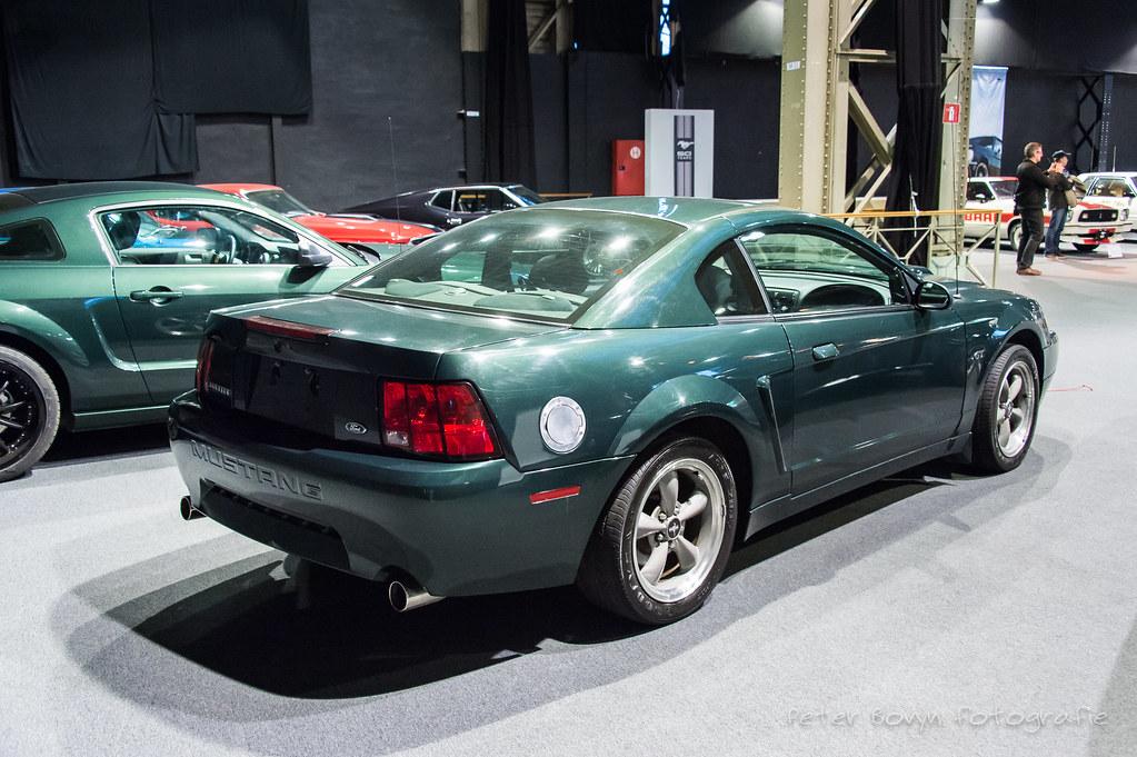 Mustang Flickr … 2001 'bullit' 1994 - 4th Fastback Generation Ford