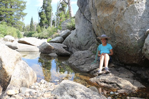 0791 We took a break and soaked our feet in the Rubicon River at the crossing on the Velma Lakes Trail | by _JFR_