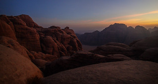 Sunrise at Jebel Rum | by Masa Sakano