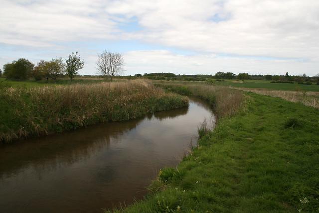 The Babingley River