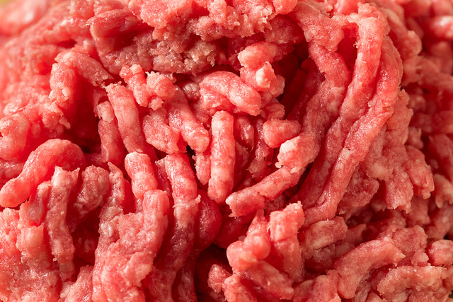 Organic Grass Fed Ground Lamb Meat