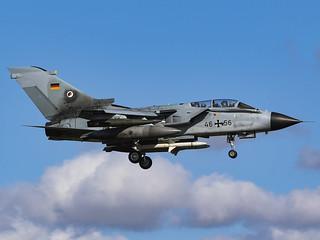 Luftwaffe   Panavia Tornado ECR   46+56   by MTV Aviation Photography