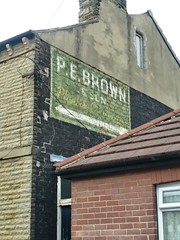 Batley Ghost Sign