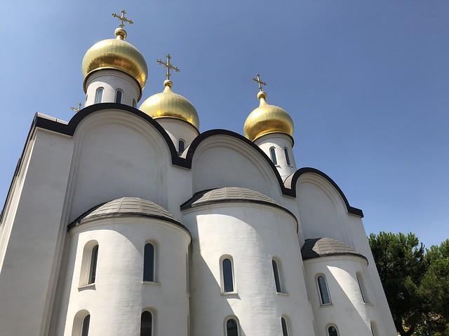 Catedral de Santa María Magdalena (Ortodoxa Rusa) en Madrid