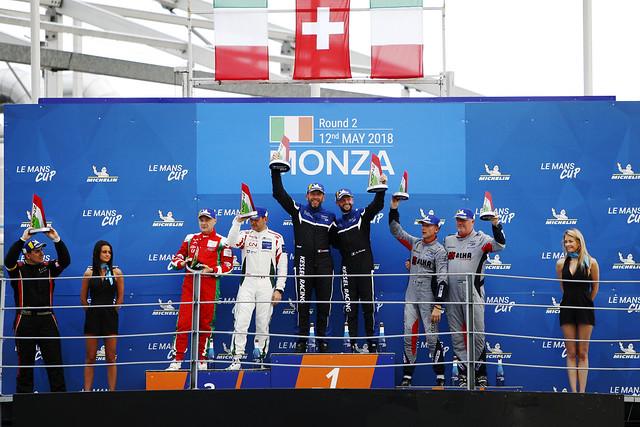 2018 Le Mans Cup