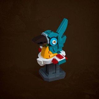 Kass - from The Legend of Zelda: Breath of the Wild