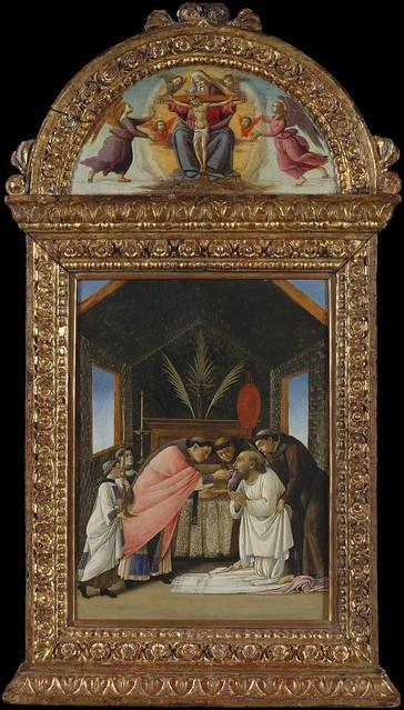 The Last Communion of Saint Jerome