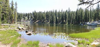3024 Lake Margery is a very peaceful lake just east of the Pacific Crest Trail | by _JFR_