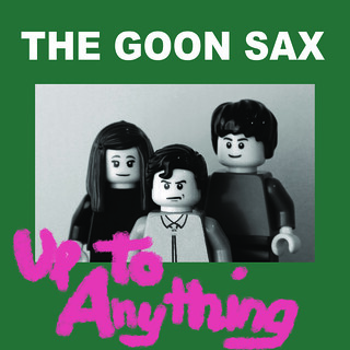 THE GOON SAX: Up to anything