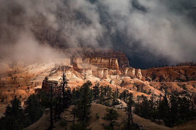 Bryce Canyon weather