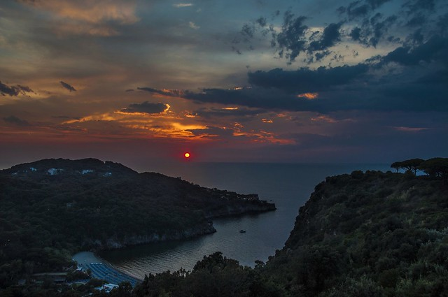 San Montano sunset