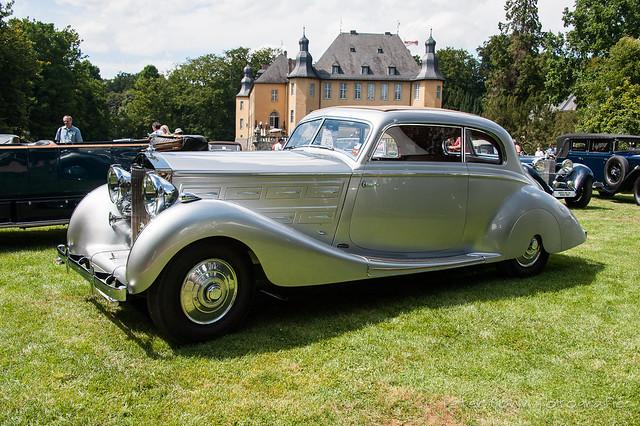 Rolls-Royce Wraith Coupé - 1939