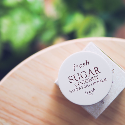 FRESH Sugar Coconut Lip Balm | by Weekends With G