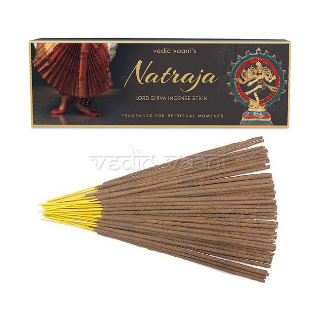 Natraj Incense / Agarbatti sticks   Vedic Vaani™