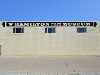 The Hamilton Wood Type & Printing Museum [HDR] [crop]