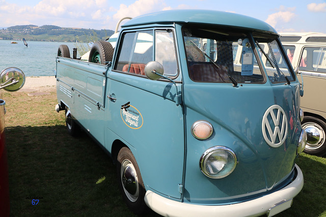 Vw Bus T1 Pickup FormuleV face