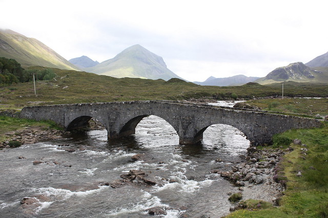 Isle of Skye: Sligachan Old Bridge