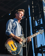 Superchunk en Riot Fest Chicago 2018