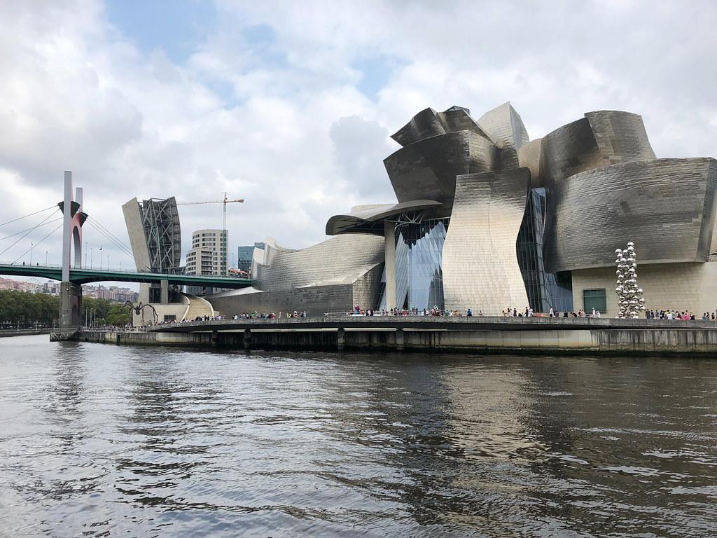 Guggenheim Museo.Museo Guggenheim Bilbao Instagram Phototistics Flickr