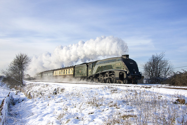 LNER A4 Class 4-6-2 No. 60019 Bittern