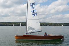 Holzboot-Regatta 2018