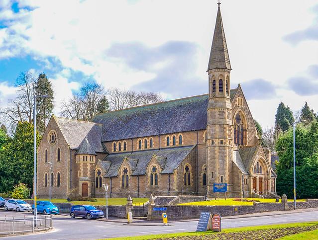 Church of Scotland - Jedburgh Old and Trinity Parish Church