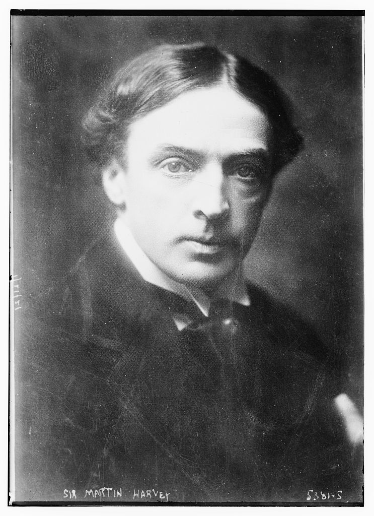 Sir Martin Harvey (LOC)