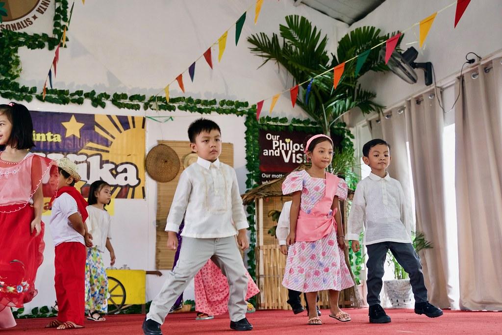Preschool Buwan ng Wika 2018 | Noong ika- 24 ng Agosto ay ma