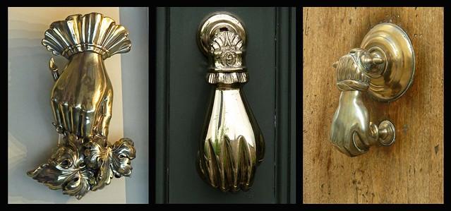 Door Knockers - Hands (04, 05 & 07)