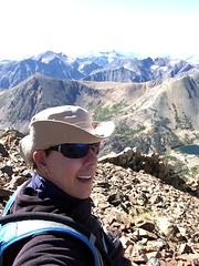 2018 8-25 - Virginia Lakes - Dunderberg Peak Climb (74)