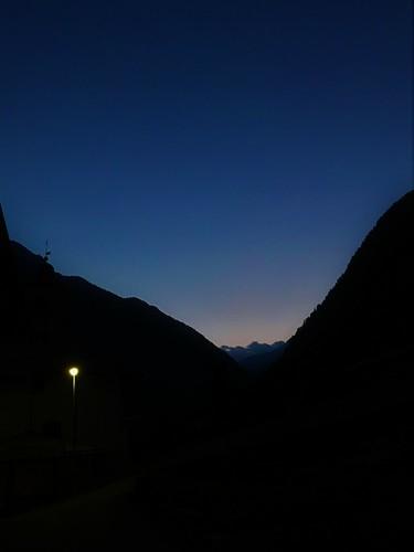 europa europe italia italien italy italie alpi alpen alps alpes trentinoaltoadigesüdtirol trentino pracorno rabbi valdirabbi sunset tramonto sonnenuntergang coucher soleil dämmerung crepuscolo twilight abenddämmerung zwielicht crépuscule dusk