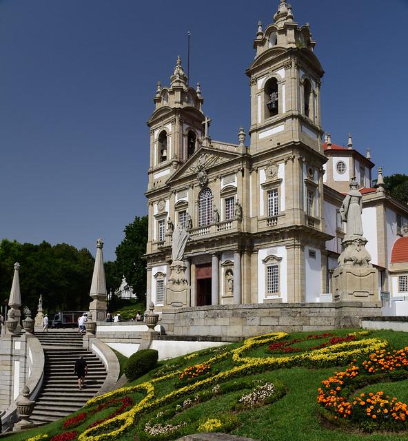 Bom Jesus do Monte,  Braga, Portugal, August 2018 123