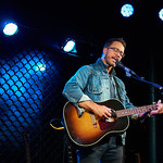 Tue, 04/09/2018 - 8:52pm - Amos Lee performs an FUV Live session at the McKittrick Hotel in New York City, 9/4/18. Hosted by Rita Houston. Photo by Gus Philippas/WFUV